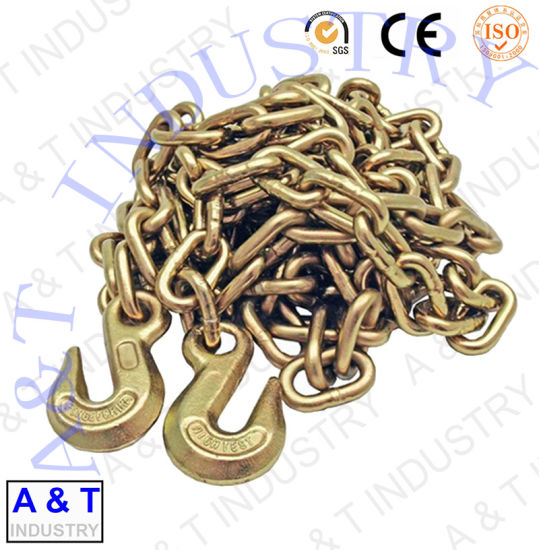 Manufacture Alloy Link Chain for Lifting and Mine pictures & photos