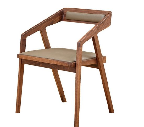 Good Quality Modern Dining Furniture Wooden Restaurant Dining Chair