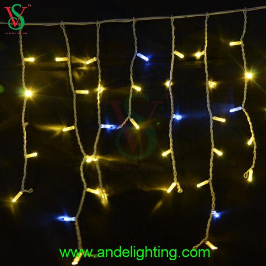 Christmas Twinkling Led Icicle Lights