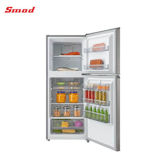 Freestanding Frost Free Double Door Refrigerator pictures & photos