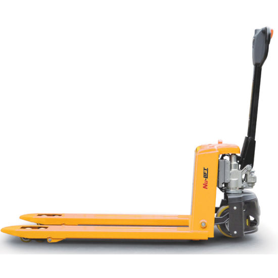 Semi-Electric Pallet Truck 1.5tonne Capacity pictures & photos