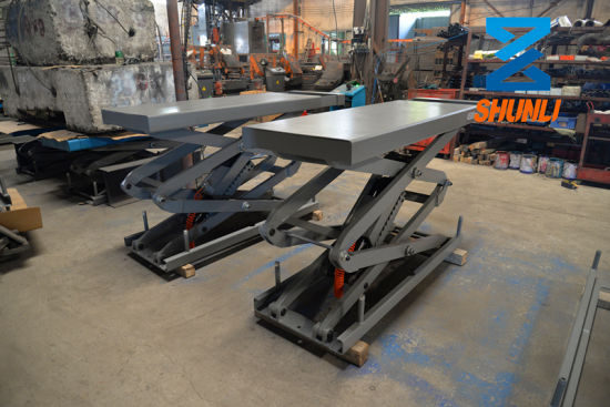 SUV Lift / Small Lift / Car Lift / Auto Lift /4.5t, 2.1m Length (SHL-Y-J-45BM) pictures & photos