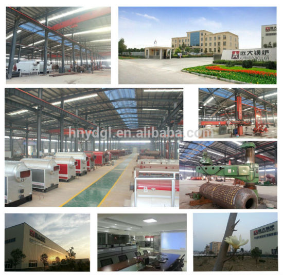 China Supplier Thermal Oil Boiler/Heater Price pictures & photos