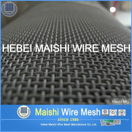 Screen Application and Woven Type 316 Stainless Steel Wire Mesh pictures & photos