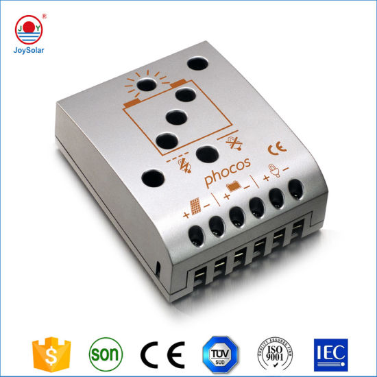 Phocos Cml Series 12V, 24V 48V 8A, 10A, 15A, 20A Solar Charge Controller for Small Solar Power System
