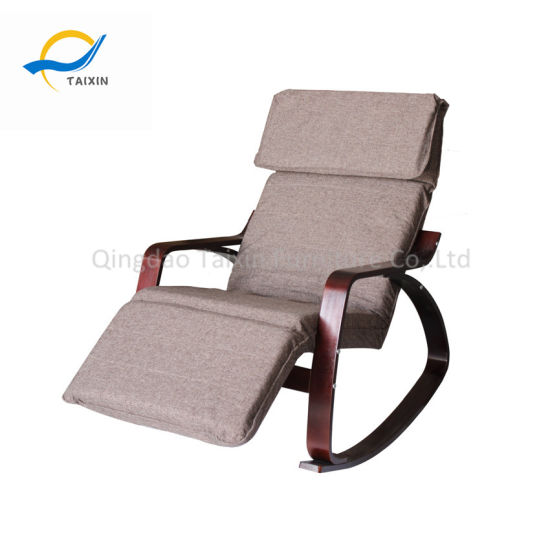 Cool China Relaxing Wooden Rocking Chair With Soft Foam Pad Uwap Interior Chair Design Uwaporg