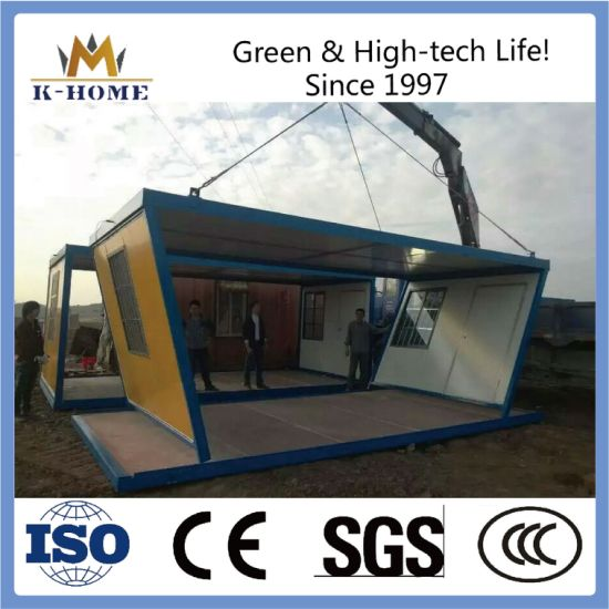 10 Minutes Installation Flat Pack Container Portable Cabin