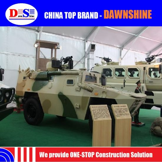 China Chinese Army Defense Industry 4X4 Light Tactical Armoured Vehicle