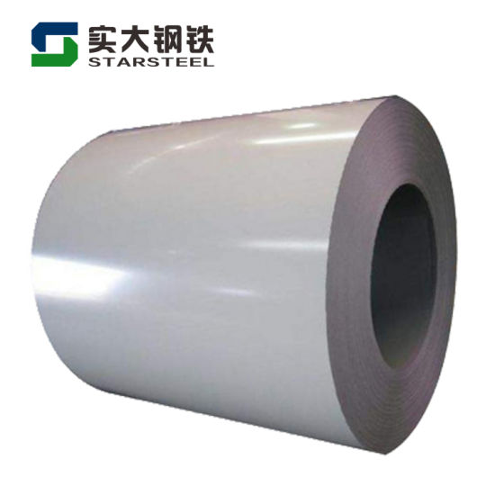 A653 CGCC Material Z60 Coating PPGI Coil Prepainted Steel Coil