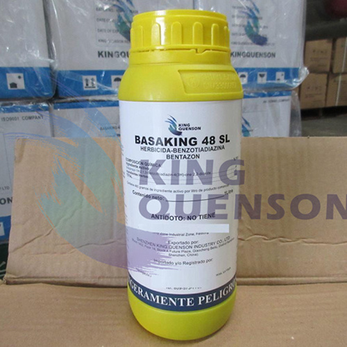 King Quenson Hot Sale Bentazone 48% SL 50% Wp Wholesale pictures & photos
