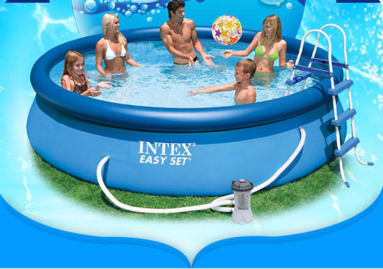 China 8ft X 30in Inflatable Home Use Swimming Easy Set Pool China Easy Set Pool And Home Use Swimming Pool Price