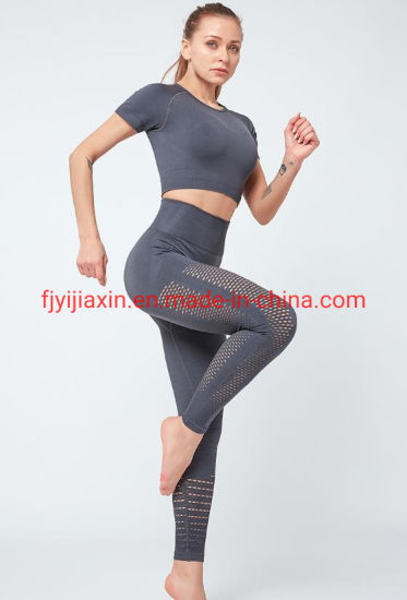 Active Wear Girls Athletic Leggings Compression Tights Workout Yoga Fitness  Sets - China Yoga Set Sportwera and Yoga Cloth price | Made-in-China.com