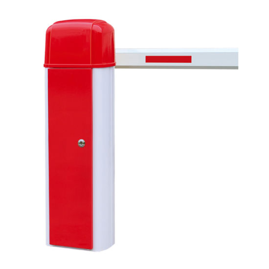 Automatic Road Traffic Barrier Gate BS-806 Baisheng Barrier Parking System