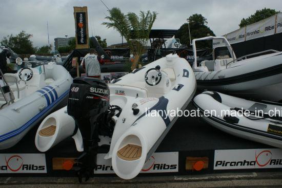 Liya 14FT Tender Rib Boat Cheap Price Yachts for Sale