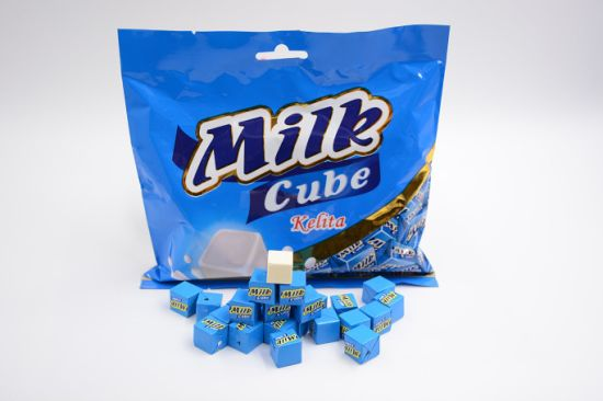 Good Sell to Africa Market Candy Milk Cube Candy