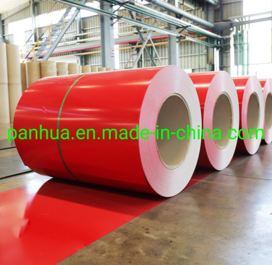 PPGI/Color Coated /Prepainted Steel Coil with Good Price