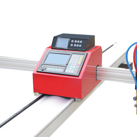 China Professional Low Cost CNC Plasma Circle Cutting Machine for Stainless Steel