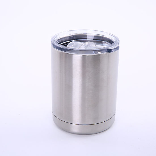 Stainless Steel Beverage Can Insulator for 12 Ounce Can
