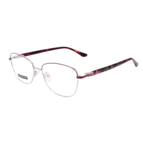 50059b6a362c Wholesale Factory Custom New Modern Style Eyewear Metal Glasses Frame for  Women