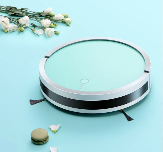 China Factory OEM/ODM Home Appliance Robot Vacuum Cleaner