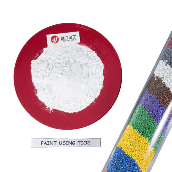 Rutile Titanium Dioxide Special for Painting & Coating Use
