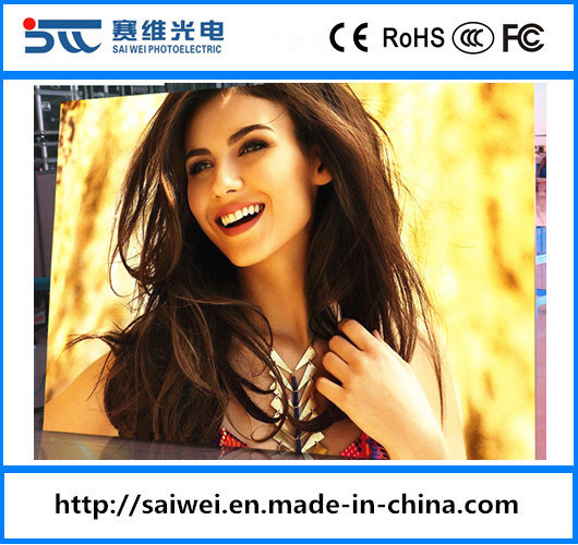 Rental P3.91 SMD Outdoor LED Display Sign for Stage Performance