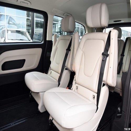 V-Class Benz Spares