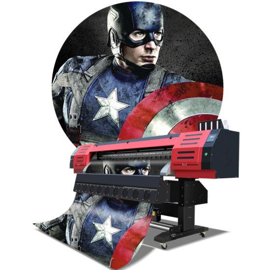Mtutech 1.8 Meters Large Format Digital Flex Printing Machine Eco Solvent Printer