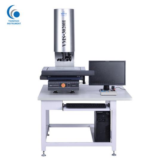 Analysis Accuracy 2D CNC Video Measuring Machine (VMS-H Series)
