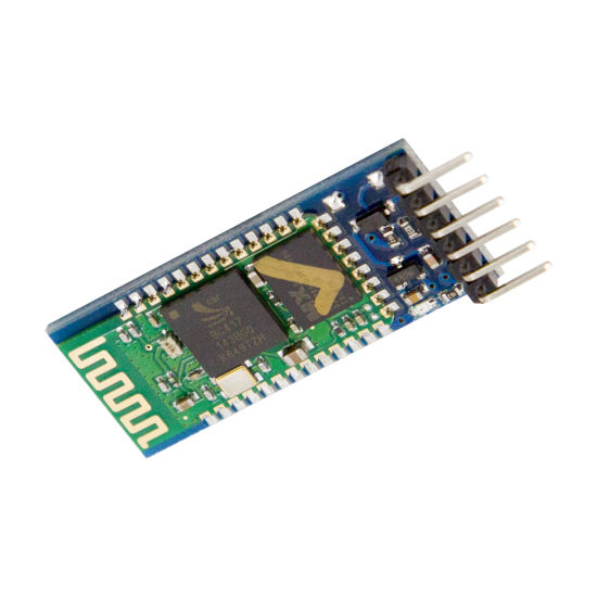 Hc-05 Subtitute Wireless Bluetooth RF Serial Transceiver Module 6pin RS232 pictures & photos
