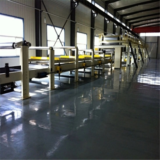Automatic 3 Ply Corrugated Paper Board Production Line