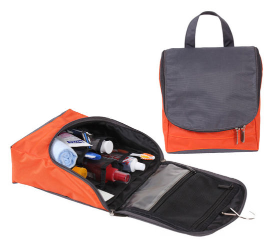 Outdoor Leisure Business Travel Storage Wash Toilet Makeup Gift Promotion Cosmetic Holder Bag (CY6114) pictures & photos