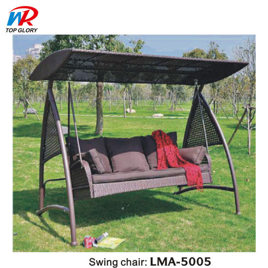 Latest Design Outdoor Swing Chair Hanging Swing with Low Price