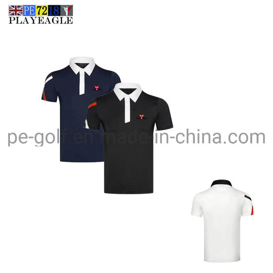 deabe42e China Wholesale Customize Logo Quick Dry Golf Men′s Polo T-Shirt ...