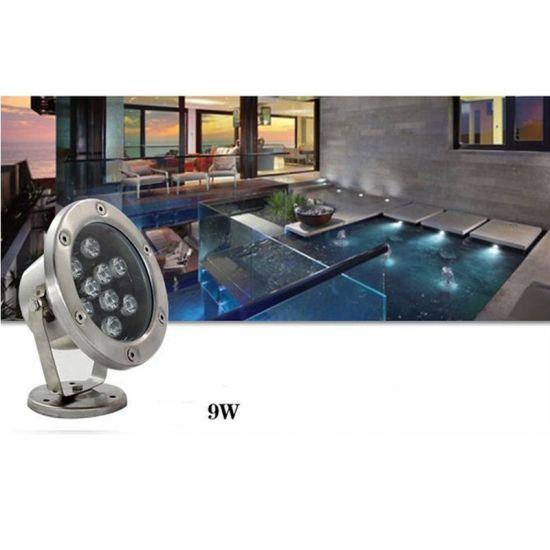 Waterproof LED Light Pool Light Underwater Lights