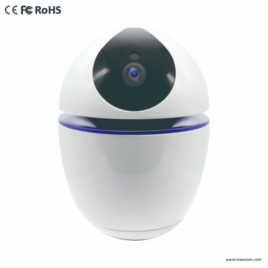 Rapid Wake up 360 WiFi 1080P Mini IP Camera with Auto Tracking
