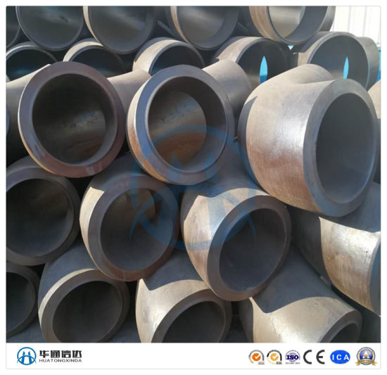 Butt Weld Carbon Steel Pipe Fitting 180 Degree Sch40 Elbow