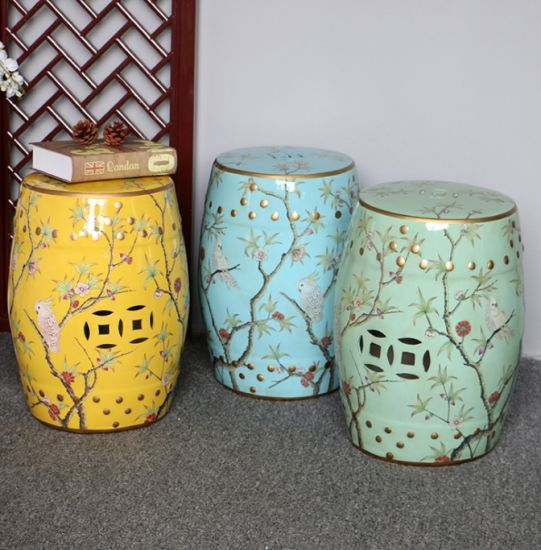 Fantastic Chinese Porcelain Garden Stool China Chinese Porcelain Pabps2019 Chair Design Images Pabps2019Com