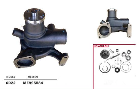 Engine Water Pump Part Mitsubishi 6D22