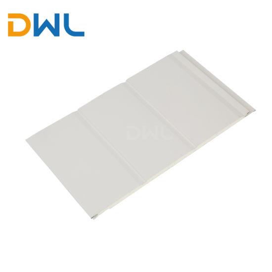 Cheap Fireproof Insulated Metal Lightweight Exterior Wall Siding