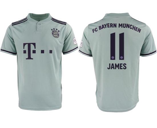 quality design 12b05 b63f5 China Top Thailand Bayern Munich James Rodriguez Soccer ...