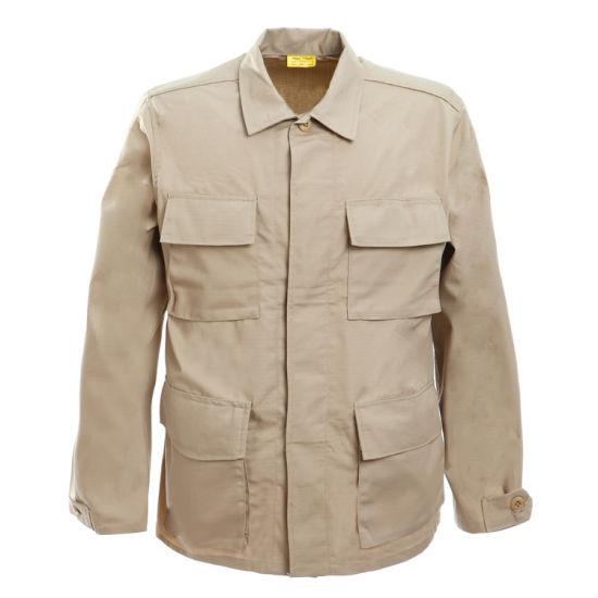 Khaki Battle Uniforms Militares Americanos Army Clothes for Men