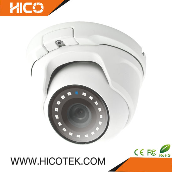 5MP Infrared/SMD LED/IR Array Metal Dome CCTV Video Security Camera pictures & photos
