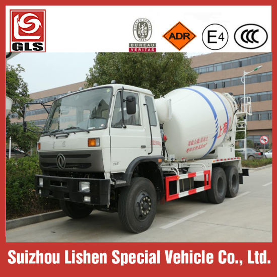 Dongfeng 9m3 Concrete Mixer Truck with Best Price pictures & photos