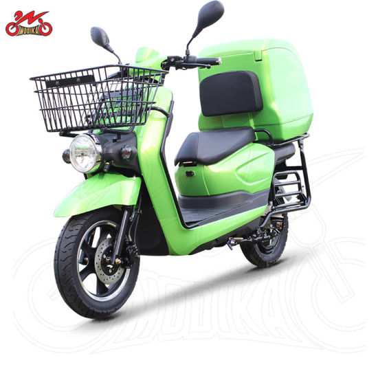 Adult Electric Bike E-Scooter for Pizza with Ce Certification pictures & photos