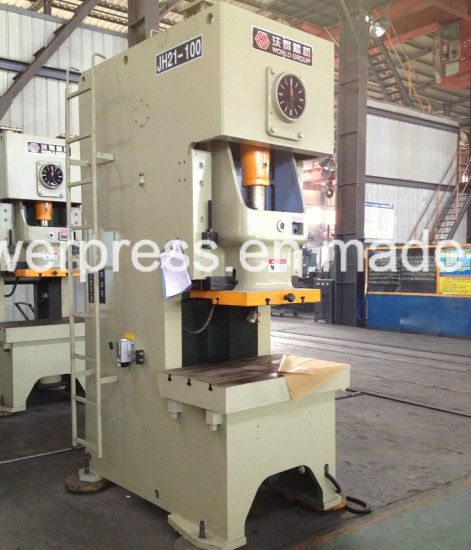 Mechanical Power Press with PLC Control and Pneumatic Clutch pictures & photos
