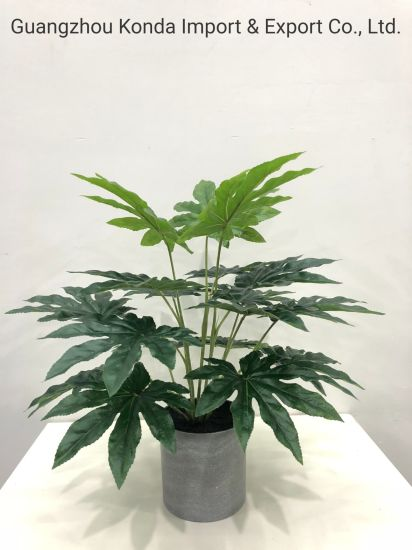 Small Fake Plant Cheap and Realistic Artificial Bonsai Plant for Decoration