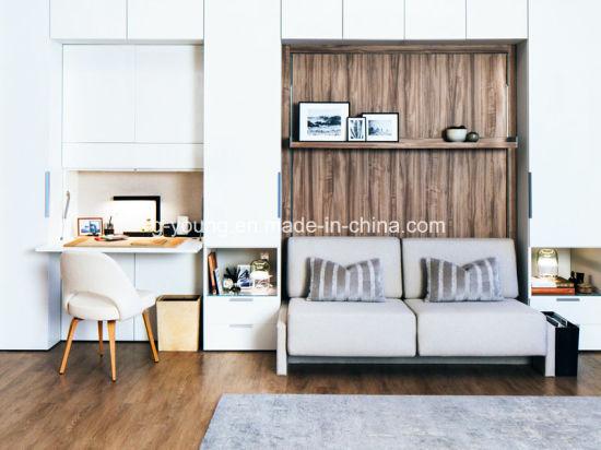 Pleasing China Mutifunction Furniture Murphy Bed With Sofa Set For Inzonedesignstudio Interior Chair Design Inzonedesignstudiocom