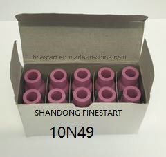 10n45 Alumina Nozzle of TIG Welding Torch pictures & photos