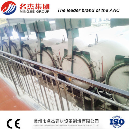 High Efficiency Light Weight Block Autoclave pictures & photos